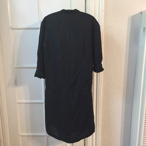 James Perse Dresses - James Perse navy blue dress 2